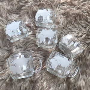 6pc Glassware Set